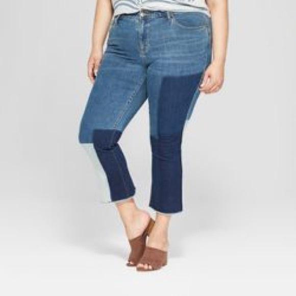 d0b4b6d7f80d Universal Thread Jeans | High Rise Kick Boot Crop | Poshmark